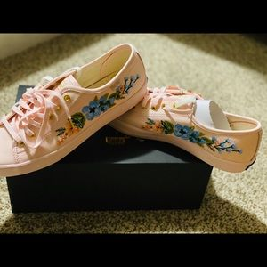 Keds Gorgeous Embroidered Sneakers